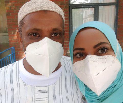 Salma and Khalid